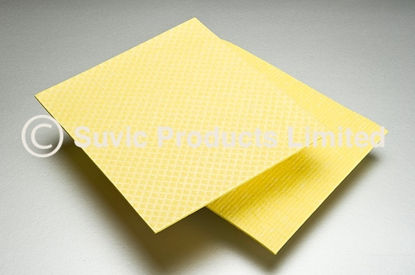 Dry sponge cloth